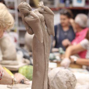 cours de sculpture modelage