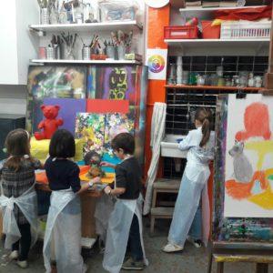 Cours d'art plastique Paris