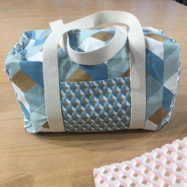 cours de couture pour enfant activité manuelle paris création d'un sac de sport