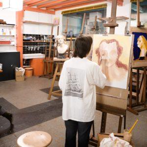 cours de peinture à paris